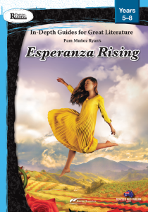 Rigorous Reading: In-Depth Guides for Great Literature: Esperanza Rising