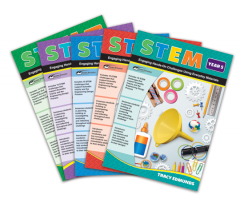 STEM: Engaging Hands-On Challenges Using Everyday Materials Series