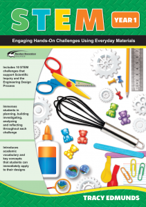 STEM: Engaging Hands-On Challenges Using Everyday Materials, Year 1