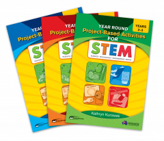 Year Round Project-Based Activities for STEM Series
