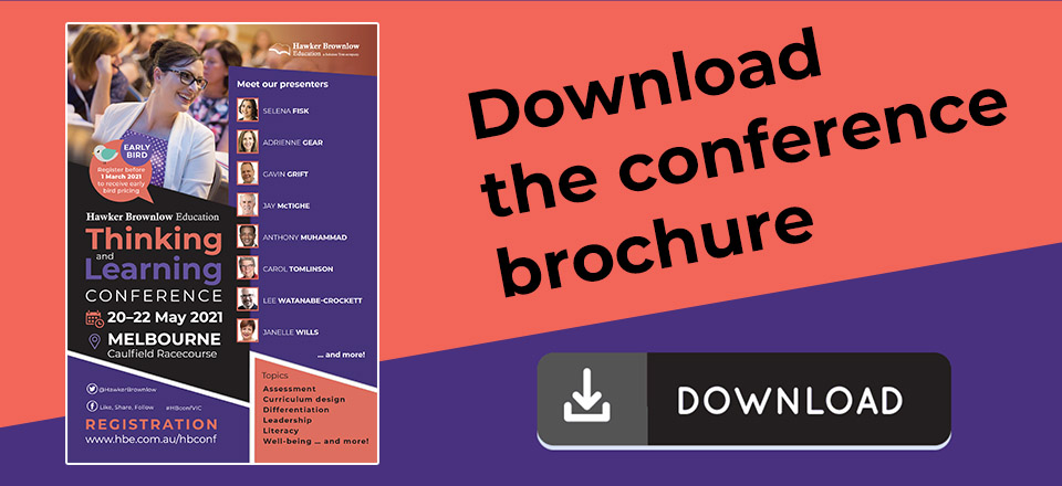 Thinking & Learning Conference 2021 Conference Download (PDF)