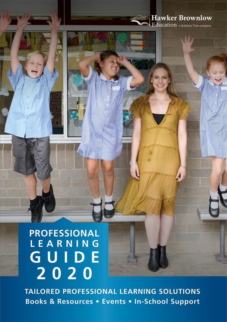 Hawker Brownlow Education Professional Learning Guide