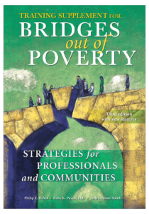 Training Supplement for Bridges Out of Poverty
