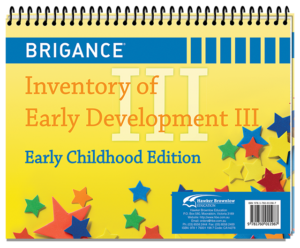 BRIGANCE Inventory of Early Development III